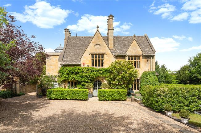 Guide Price £1,150,000, 5 Bedroom Town House For Sale in Mickleton, Chipping Campd, GL55