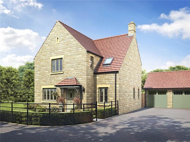 Asking Price £470,000, 4 Bedroom Detached House For Sale in Broadway, Gloucestershire, WR12