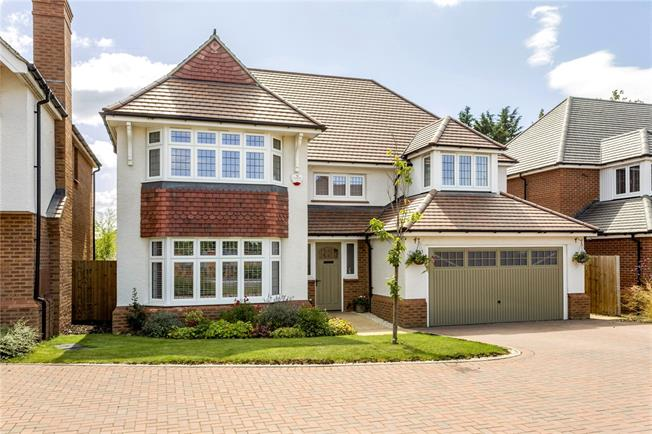 Guide Price £575,000, 4 Bedroom Detached House For Sale in Worcestershire, WR11