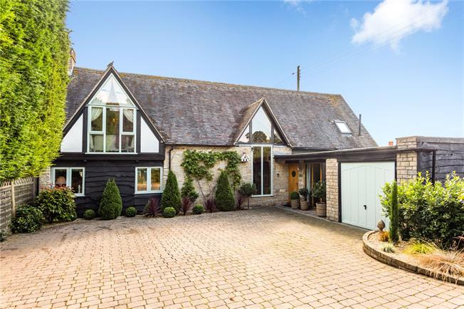 Offers in excess of £550,000, 4 Bedroom House For Sale in Evesham, Worcestershire, WR11