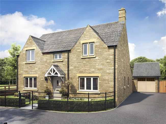 Asking Price £650,000, 4 Bedroom Detached House For Sale in Broadway, Gloucestershire, WR12
