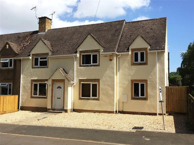 Guide Price £385,000, 4 Bedroom Semi Detached House For Sale in Worcestershire, WR12