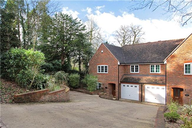 Guide Price £600,000, 4 Bedroom Semi Detached House For Sale in Caterham, CR3