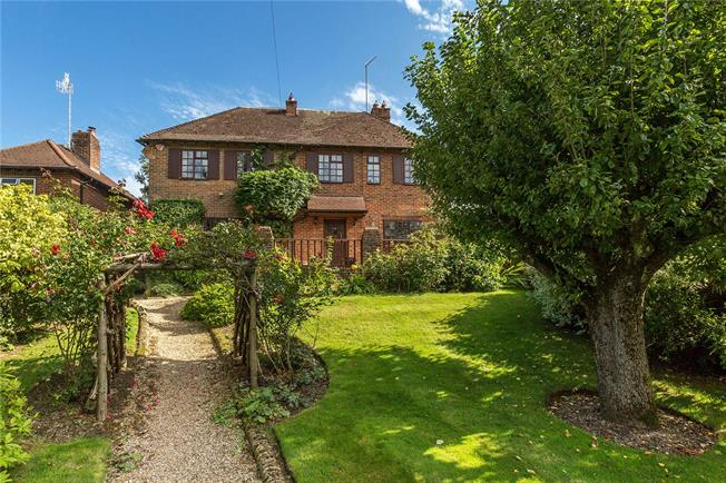 Offers in excess of £625,000, 5 Bedroom Detached House For Sale in Surrey, RH9