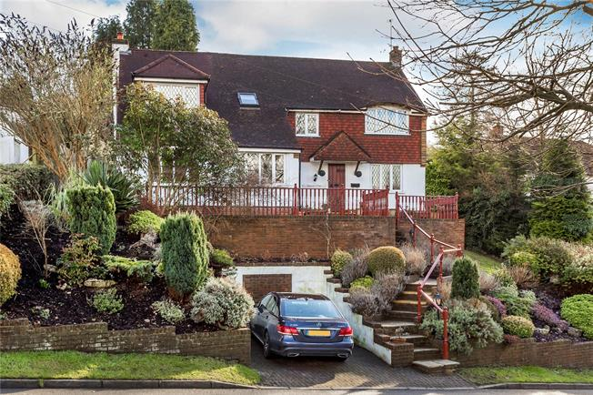 Guide Price £775,000, 5 Bedroom Detached House For Sale in Surrey, CR3