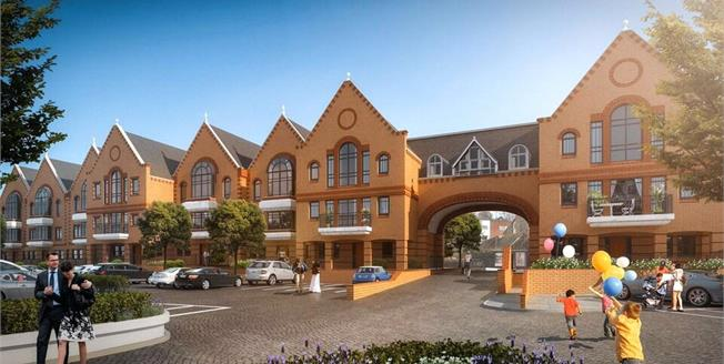 Asking Price £275,000, 1 Bedroom Flat For Sale in Whyteleafe, Surrey, CR3