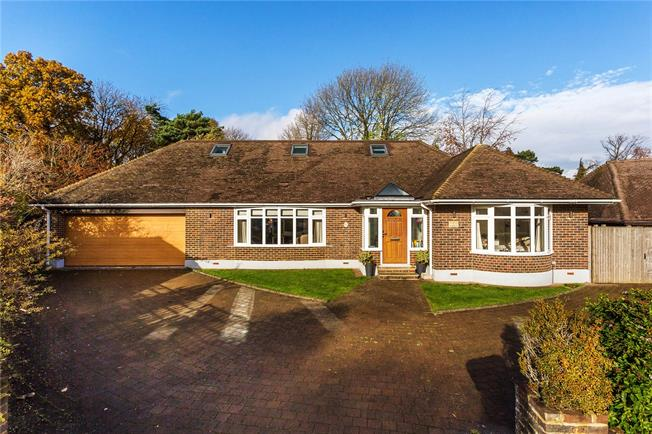Offers in excess of £800,000, 5 Bedroom Detached House For Sale in Kenley, CR8