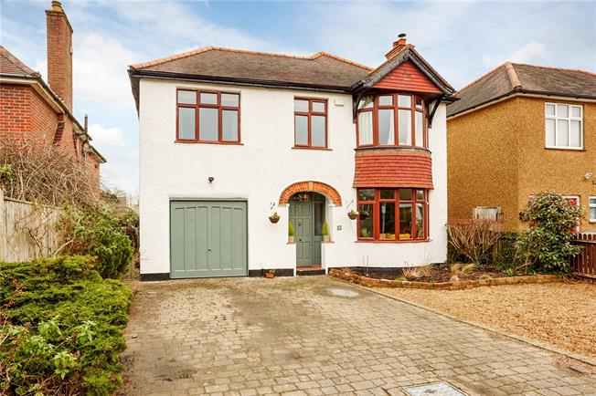 Guide Price £699,950, 4 Bedroom Detached House For Sale in Caterham, CR3