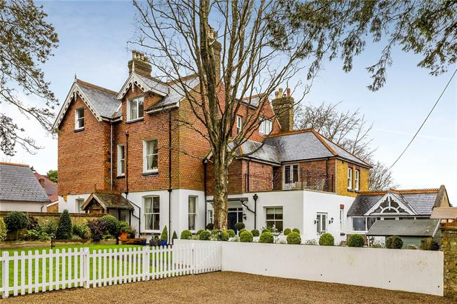 Offers in excess of £1,000,000, 4 Bedroom Town House For Sale in Kenley, CR8