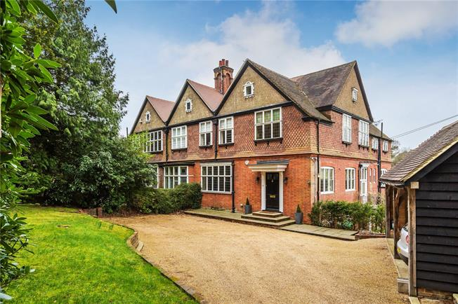 Guide Price £1,225,000, 6 Bedroom Town House For Sale in Dormans Park, RH19