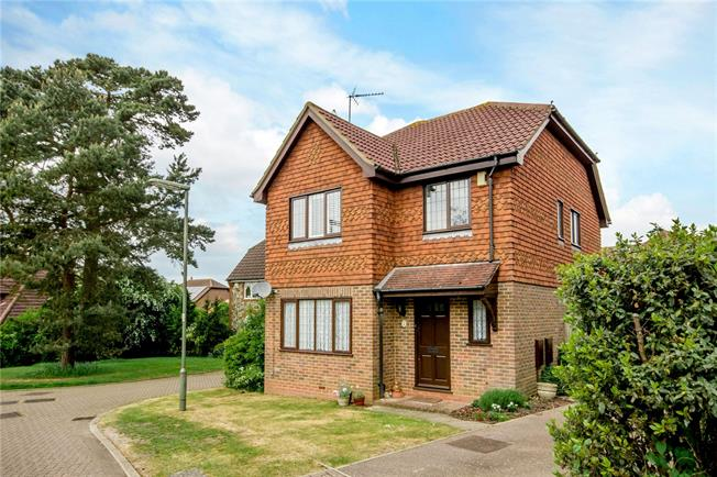 Offers in excess of £500,000, 4 Bedroom Detached House For Sale in Caterham, CR3