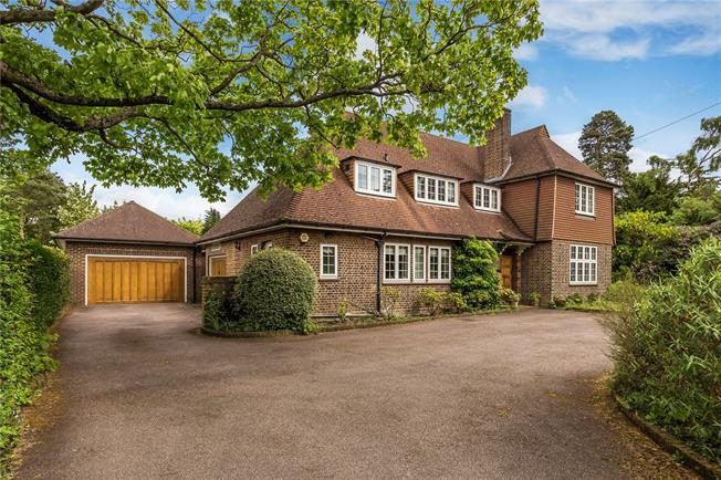 Guide Price £1,350,000, 5 Bedroom Detached House For Sale in Croydon, Surrey, CR0