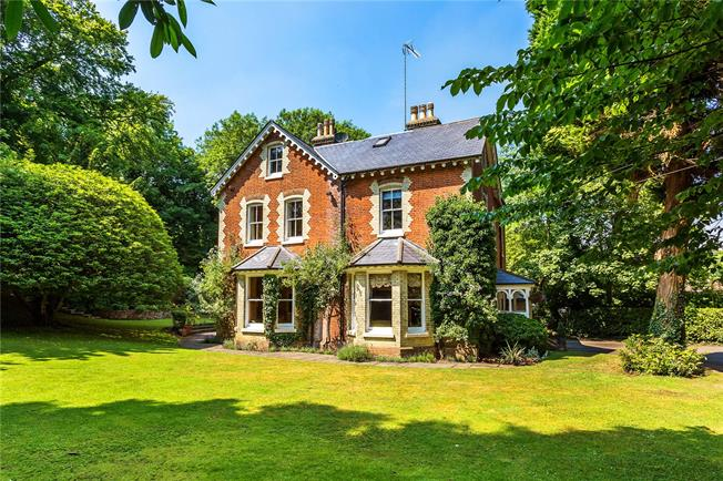 Offers in excess of £1,425,000, 6 Bedroom Detached House For Sale in Kenley, CR8