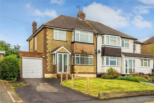Offers in excess of £550,000, 3 Bedroom Semi Detached House For Sale in South Croydon, CR2