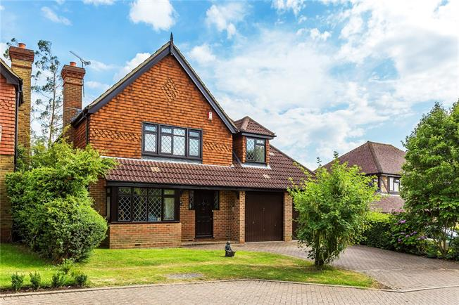 Asking Price £649,950, 4 Bedroom Detached House For Sale in Caterham, CR3