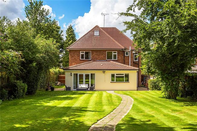 Guide Price £775,000, 6 Bedroom Detached House For Sale in Caterham, CR3