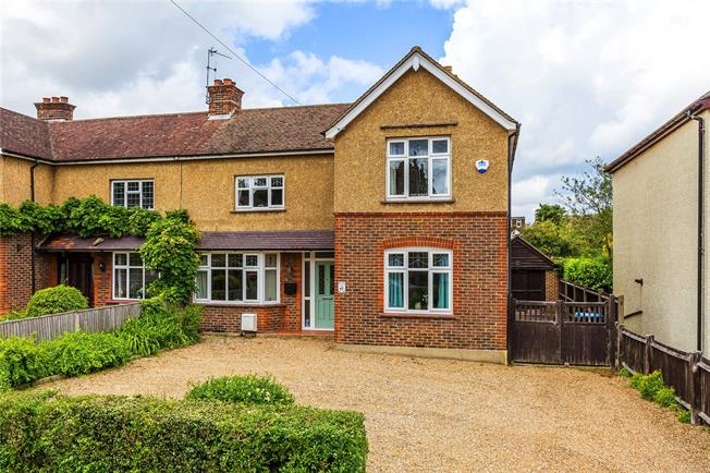 Guide Price £625,000, 4 Bedroom Semi Detached House For Sale in Caterham, CR3