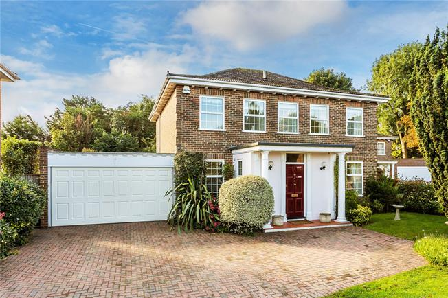 Guide Price £700,000, 5 Bedroom Detached House For Sale in Caterham, CR3