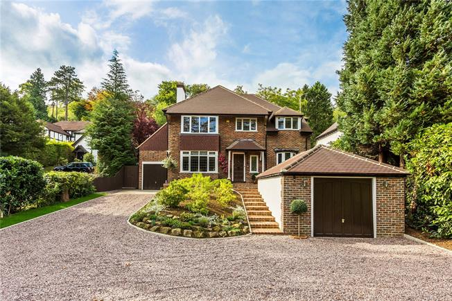Guide Price £1,100,000, 5 Bedroom Detached House For Sale in Caterham, CR3