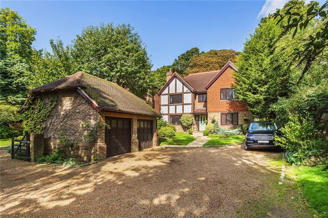 Offers in excess of £1,100,000, 6 Bedroom Detached House For Sale in Purley, CR8