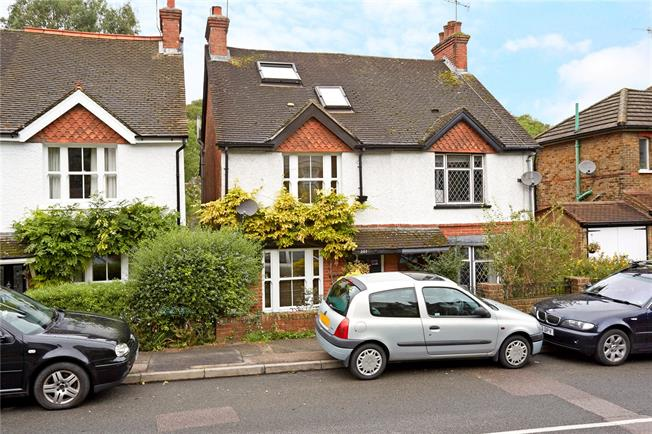 Guide Price £385,000, 3 Bedroom Terraced House For Sale in Caterham, CR3