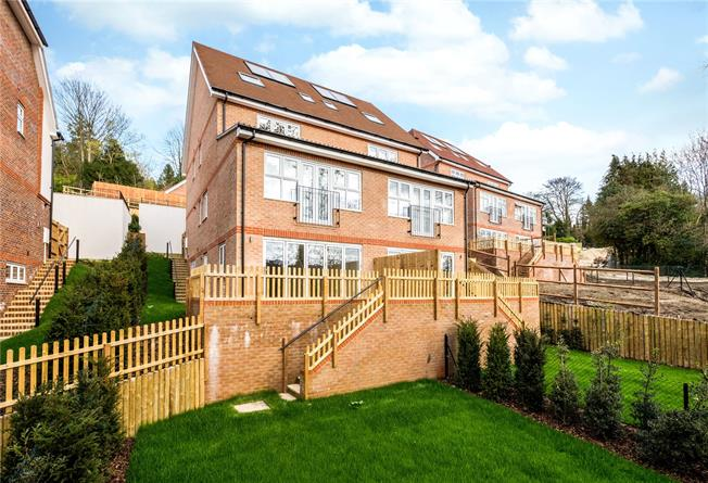 Asking Price £690,000, 3 Bedroom Semi Detached House For Sale in Caterham, Surrey, CR3