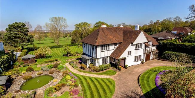 Guide Price £1,375,000, 6 Bedroom Detached House For Sale in Croydon, CR0