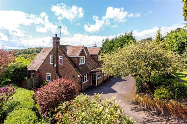 Offers in excess of £950,000, 4 Bedroom Detached House For Sale in Surrey, RH1