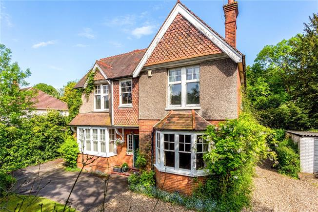 Offers in excess of £600,000, 4 Bedroom Semi Detached House For Sale in Caterham, CR3