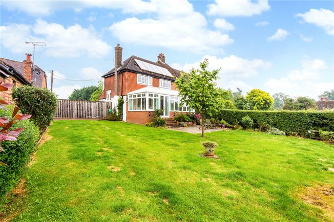 Guide Price £599,950, 3 Bedroom Semi Detached House For Sale in Surrey, RH1
