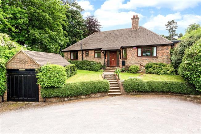 Guide Price £600,000, 2 Bedroom Bungalow For Sale in Caterham, CR3