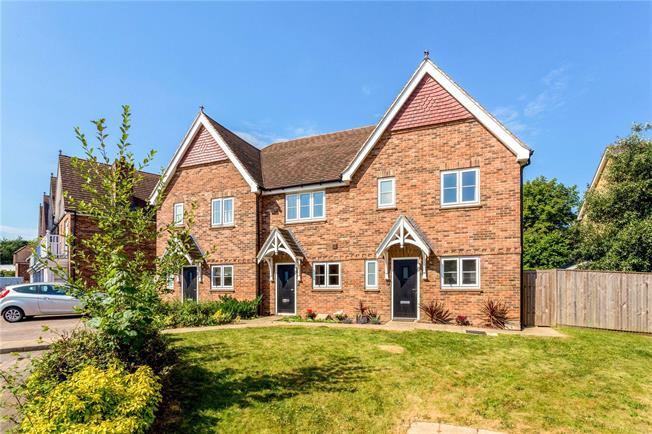 Guide Price £475,000, 3 Bedroom Terraced House For Sale in Surrey, CR3