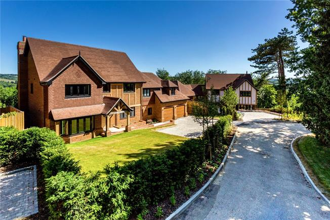 Guide Price £1,750,000, 5 Bedroom Detached House For Sale in Surrey, CR6