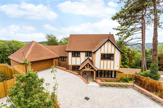 Guide Price £1,650,000, 5 Bedroom Detached House For Sale in Surrey, CR6