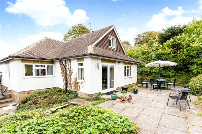 Offers in excess of £600,000, 3 Bedroom Bungalow For Sale in Caterham, CR3