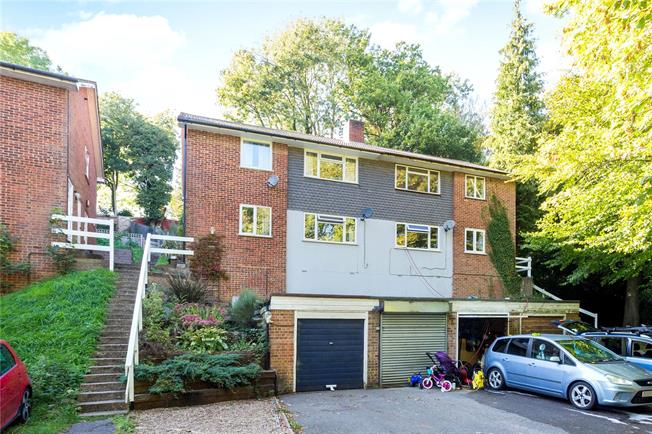 Asking Price £225,000, 2 Bedroom Flat For Sale in Caterham, CR3