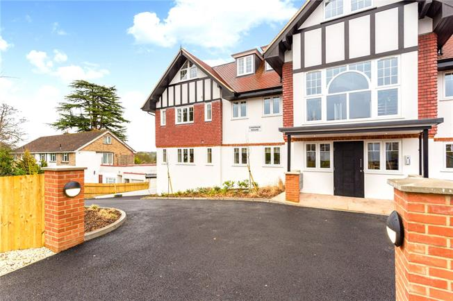 Guide Price £495,000, 2 Bedroom Flat For Sale in Surrey, CR3