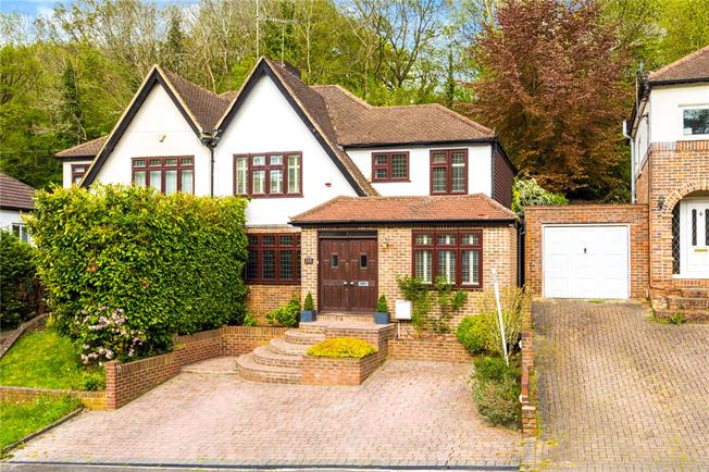 Offers in excess of £550,000, 4 Bedroom Semi Detached House For Sale in Warlingham, CR6