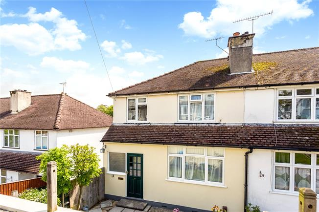 Guide Price £350,000, 3 Bedroom End of Terrace House For Sale in Surrey, CR3