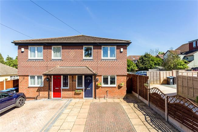 Offers in excess of £425,000, 3 Bedroom Semi Detached House For Sale in Surrey, CR3