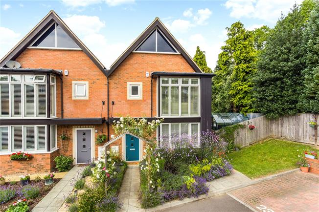 Offers in excess of £500,000, 3 Bedroom Semi Detached House For Sale in Surrey, CR6