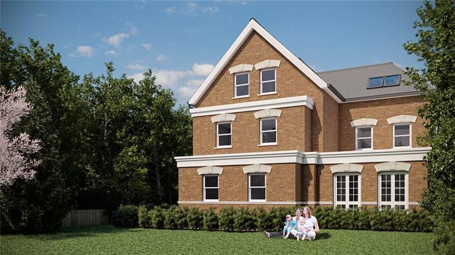 Asking Price £315,000, 1 Bedroom Flat For Sale in Croydon, CR0