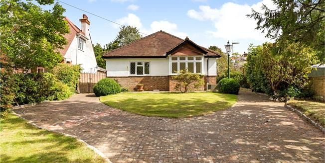 Guide Price £765,000, 4 Bedroom Bungalow For Sale in Surrey, CR3