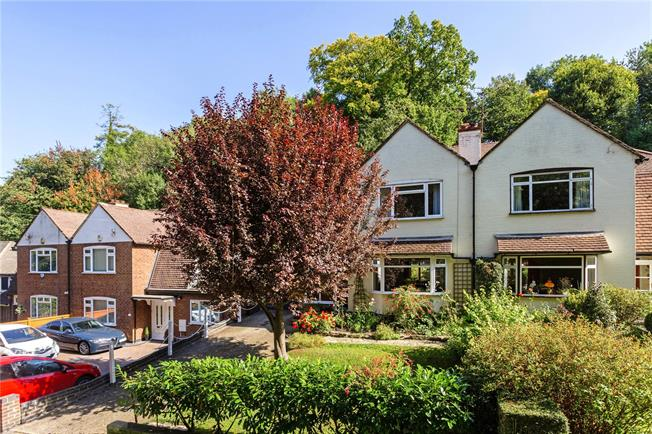 Guide Price £475,000, 3 Bedroom Semi Detached House For Sale in Surrey, CR3