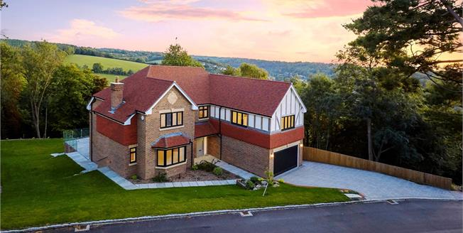 Asking Price £1,850,000, 6 Bedroom Detached House For Sale in Surrey, CR6