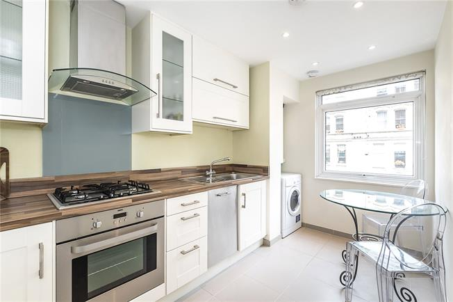Asking Price £665,000, 1 Bedroom Flat For Sale in London, SW10
