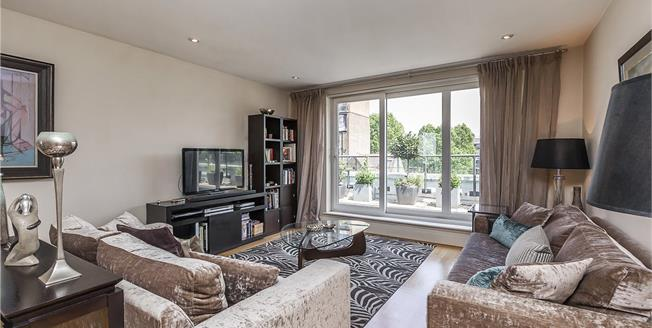 Asking Price £2,595,000, 3 Bedroom Flat For Sale in London, SW10