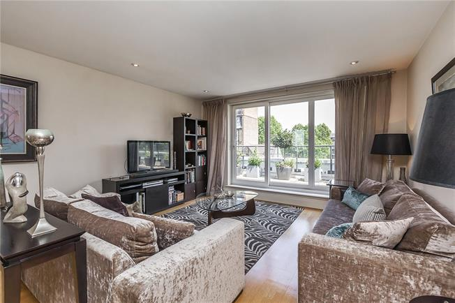 Asking Price £2,450,000, 3 Bedroom Flat For Sale in London, SW10