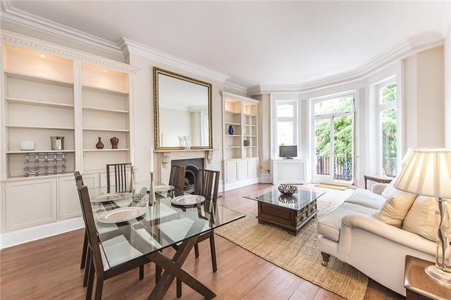 Asking Price £1,450,000, 2 Bedroom Flat For Sale in London, SW10