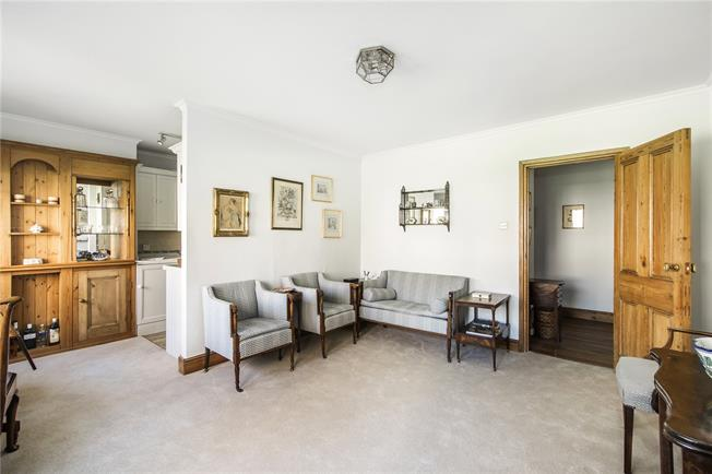 Asking Price £600,000, 1 Bedroom Flat For Sale in London, SW10
